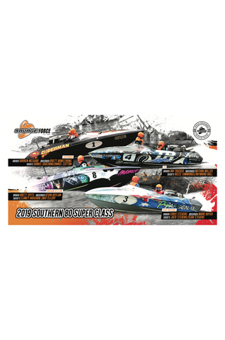 2019 Southern 80 Super Class Banner
