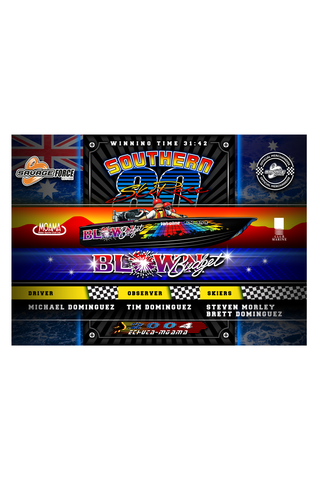 Southern 80 Outright Winners Banners
