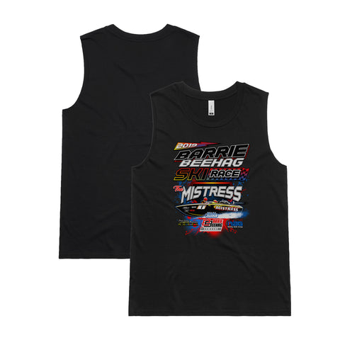 Barrie Beehag 2019 Event Ladies Tank