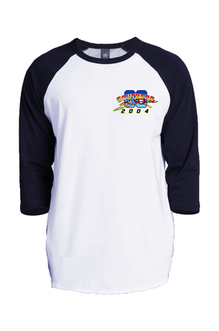 S80 2004 Blown Budget Baseball Tee