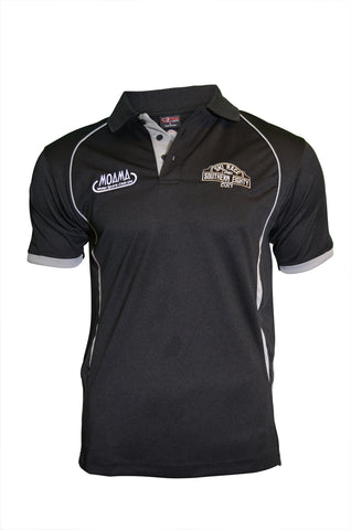 S80 2019 Men's Embroidered Polo