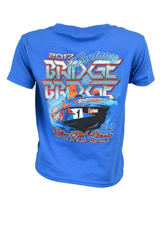 Bridge to Bridge 2017 Event Kids Tee