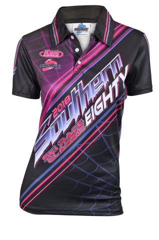 S80 2018 Ladies Dye Sub Polo
