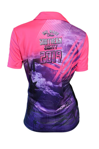 S80 2019 Ladies Dye Sub Polo