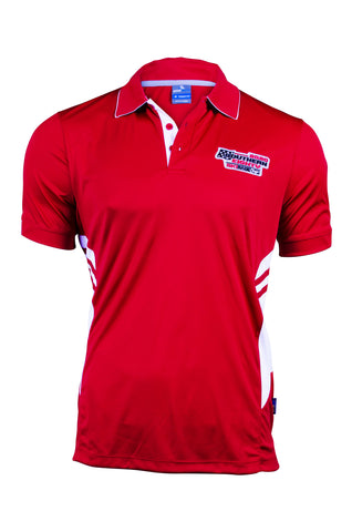 S80 2020 Men's Embroidered Polo