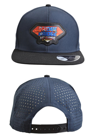 Bridge to Bridge 2019 Flat Peak Cap