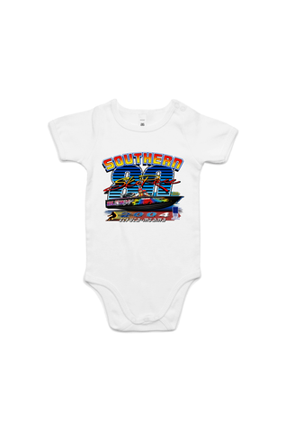S80 2004 Blown Budget Infant One-Piece