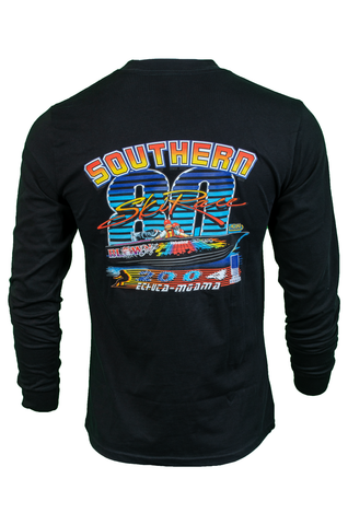 S80 2004 Blown Budget Long Sleeve Tee