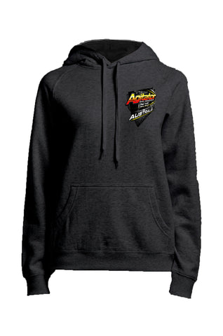 Team Agitator Ladies Hoodie