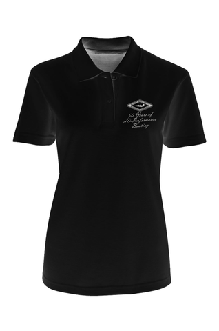 Bullet Boats 50th Anniversary Ladies Polo