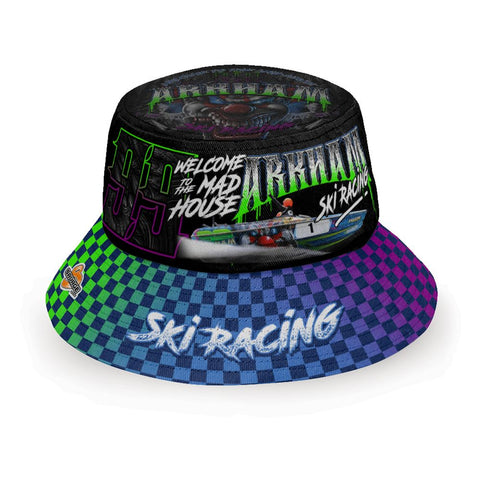 Arkham 99 Youth Bucket Hat
