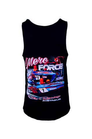 Team Merc Force Adult Singlet