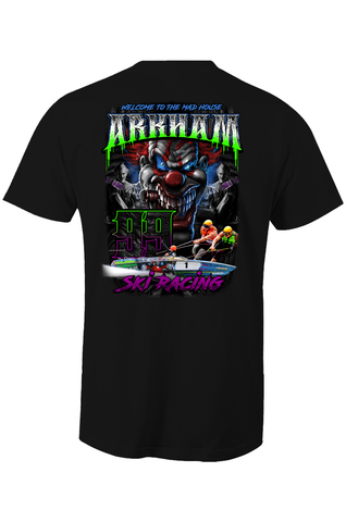 Arkham 99 MAD HOUSE Tee