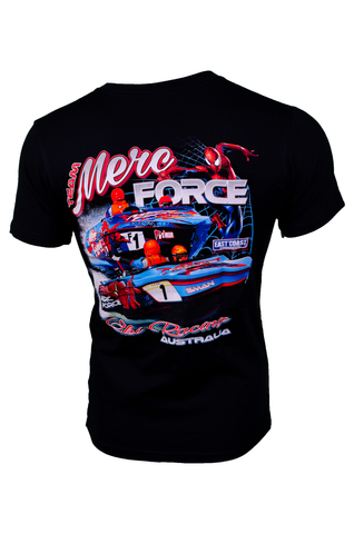Team Merc Force Adult Tee