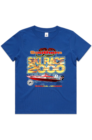 S80 2000 Showdown Youth Heritage Tee