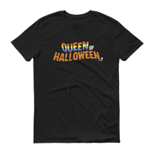 Load image into Gallery viewer, HaunTees.com - Queen of Halloween LGBTQ T-Shirt