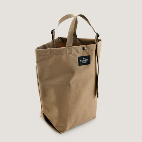 Carry-all Tote - Khaki