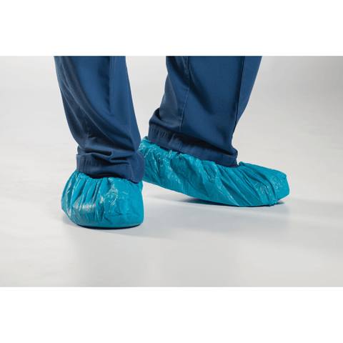 Blue Shoe Covers  PPE  5.99 STAC First Aid