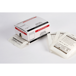 Wound Dressings - Steropad, Double Sided 10cm x 10cm  dressing  4.99 STAC First Aid