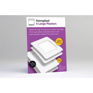 Large Plasters  dressing, Plaster  1.49 STAC First Aid