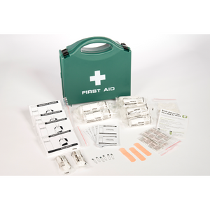 1-10 Person First Aid Kit  first aid kit  17.99 STAC First Aid
