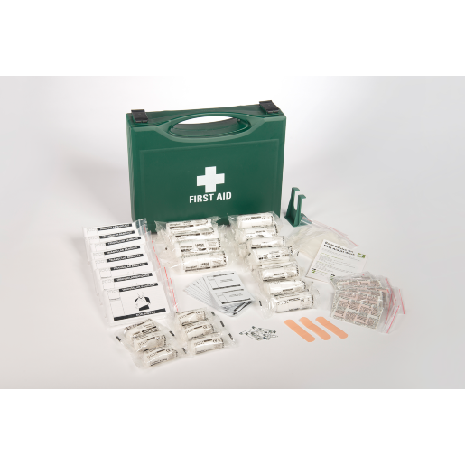 21- 50 Person First Aid Kit    17.99 STAC First Aid