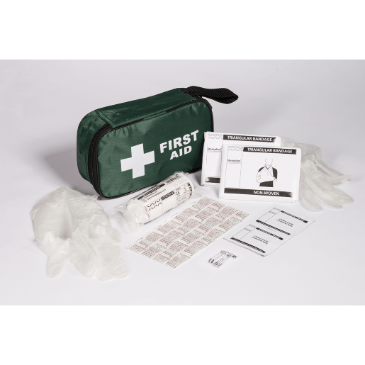 Lone Worker First Aid Kit  first aid bag, first aid box, first aid kit  7.99 STAC First Aid