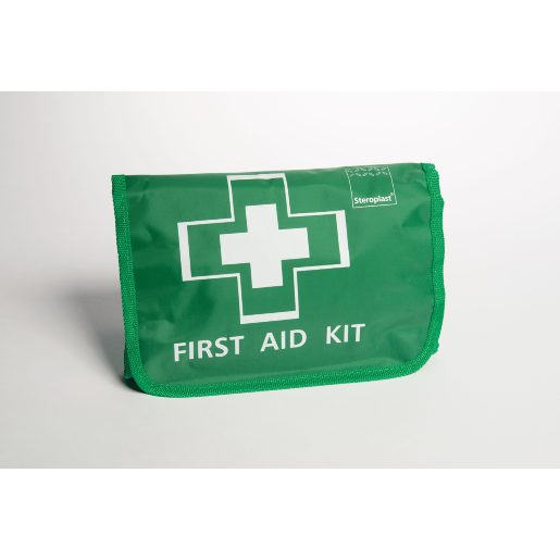 40 Piece Fold Up First Aid Kit  first aid bag, first aid kit  8.99 STAC First Aid