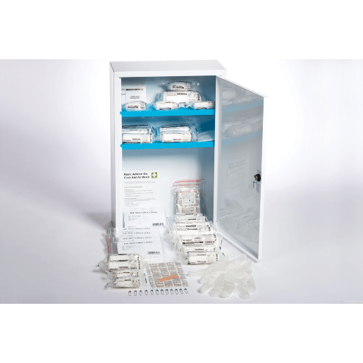 Metal First Aid Cabinet  first aid box, first aid kit  61.99 STAC First Aid