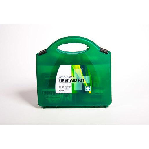 Workplace First Aid Kit (Small)  first aid box, first aid kit  25.99 STAC First Aid