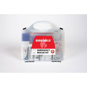 Burnshield Emergency Rescue Kit  burn gel, burns, burnshield, first aid kit  129.95 STAC First Aid