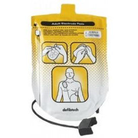 Defibtech AED Pads, Adult