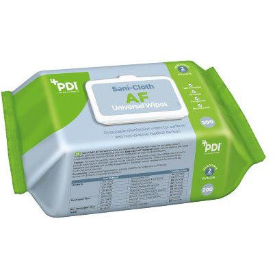 PDI Universal Wipes  cleaning, hygiene, wipe Hygiene 9.99 STAC First Aid