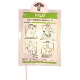 CU Medical Systems iPAD SP1 Adult Electrode Pads