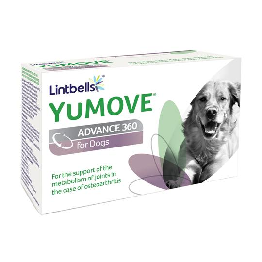 Yumove Advance 360 for Dogs 60 Pack