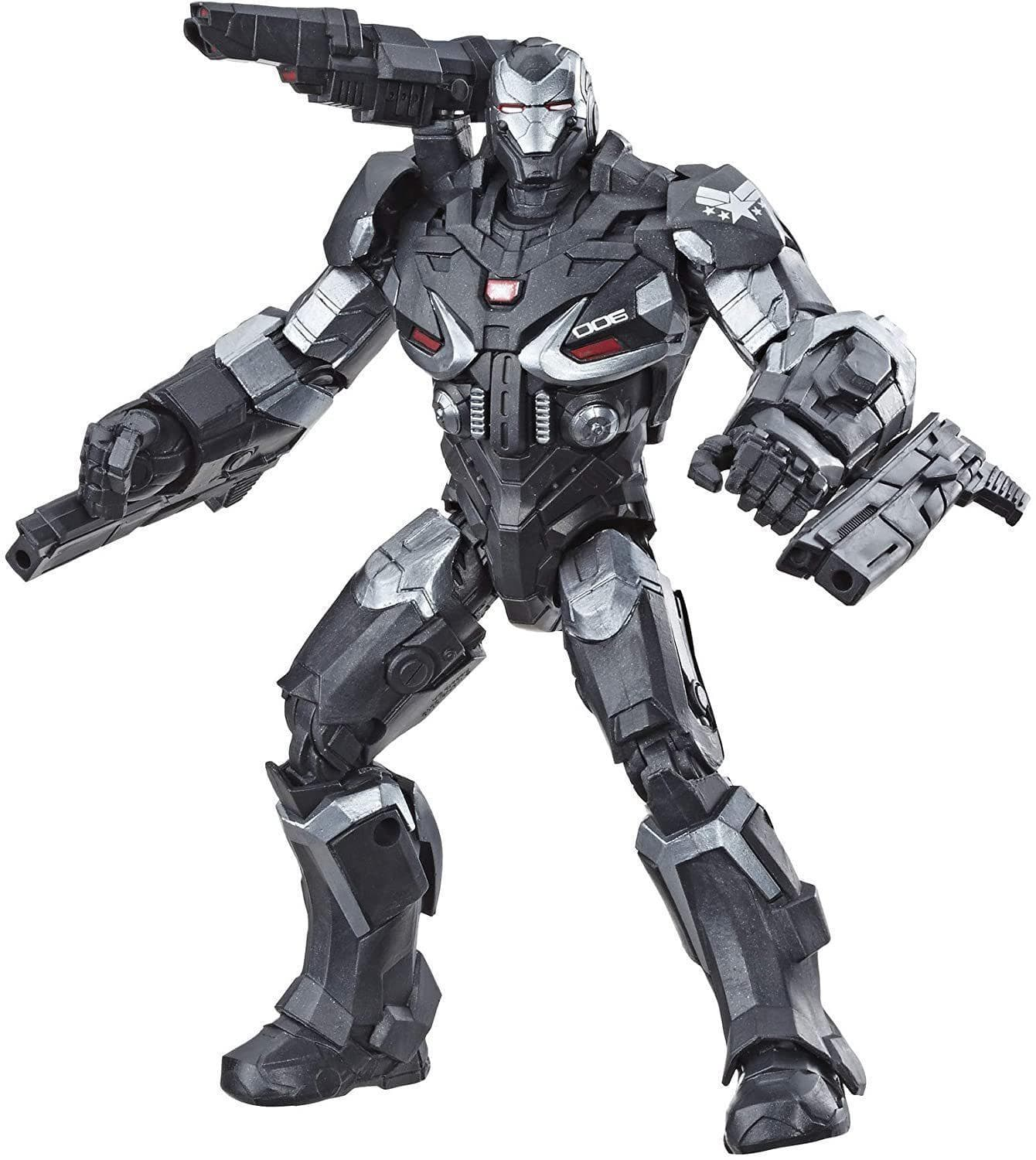 "Avengers Endgame War Machine 6"" Action Figure - Cult of Geek"