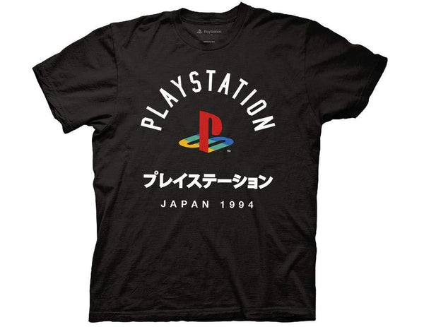 Playstation Japan 1994 Crew T-Shirt - Cult of Geek