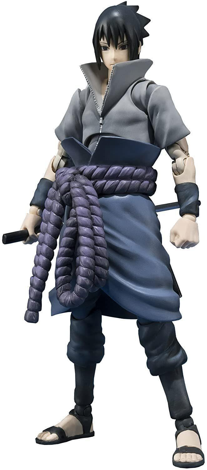 Sasuke Uchiha Naruto Action Figure - Cult of Geek