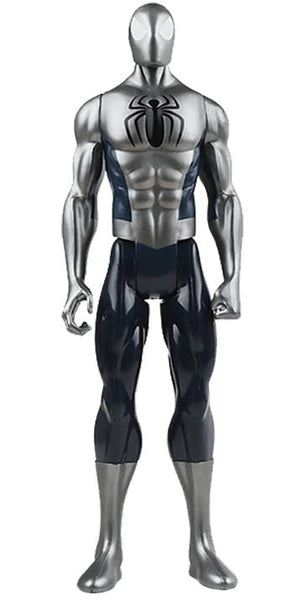 "Ultimate Spider-Man: Titan Hero Series — Armored Spider-Man 12"" Action Figure - Cult of Geek"