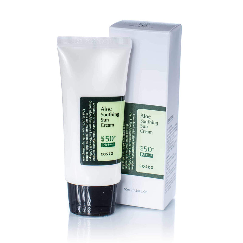 Aloe Soothing Sun Cream 50ml