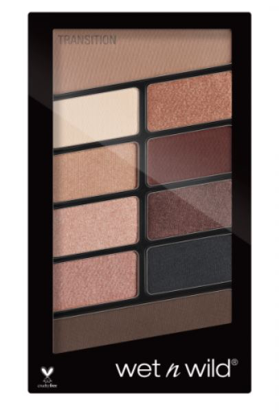 Color Icon 10 Pan Eyeshadow