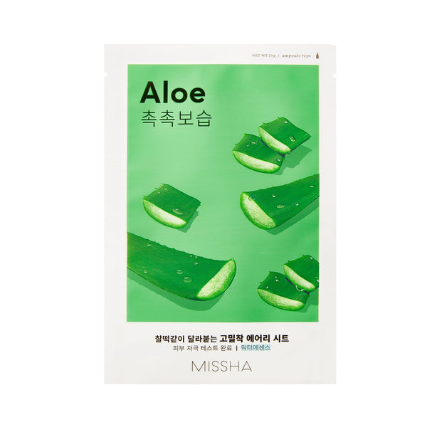 Aloe Airy Fit Sheet Mask
