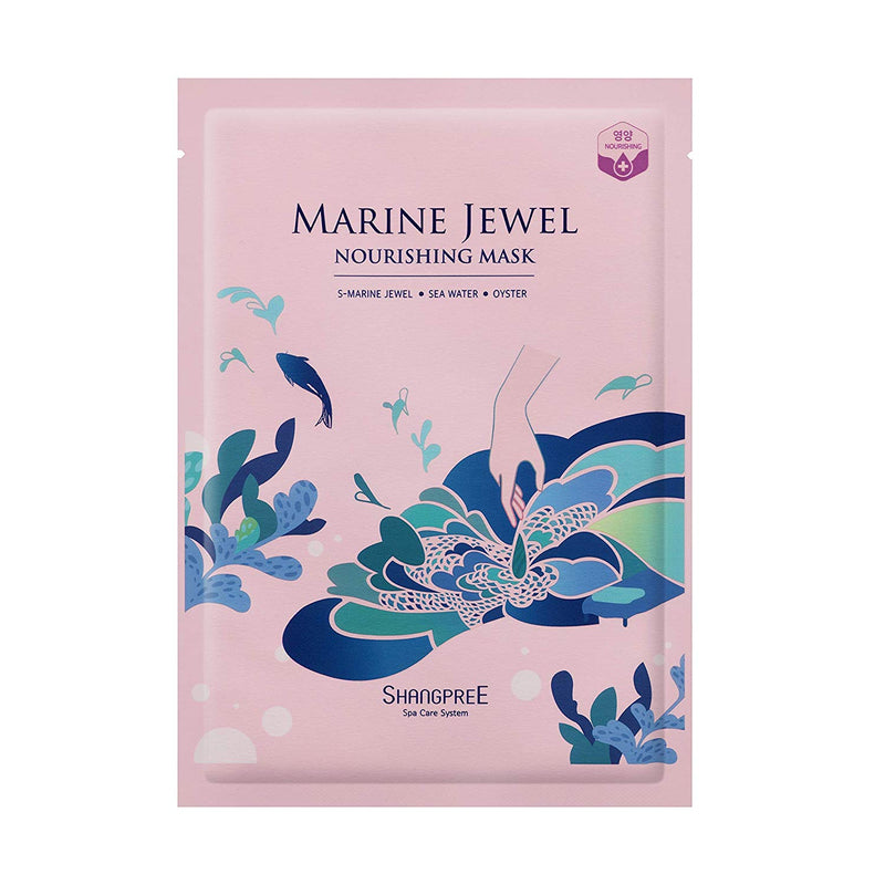 Marine Jewel Nourishing Mask 30 ML