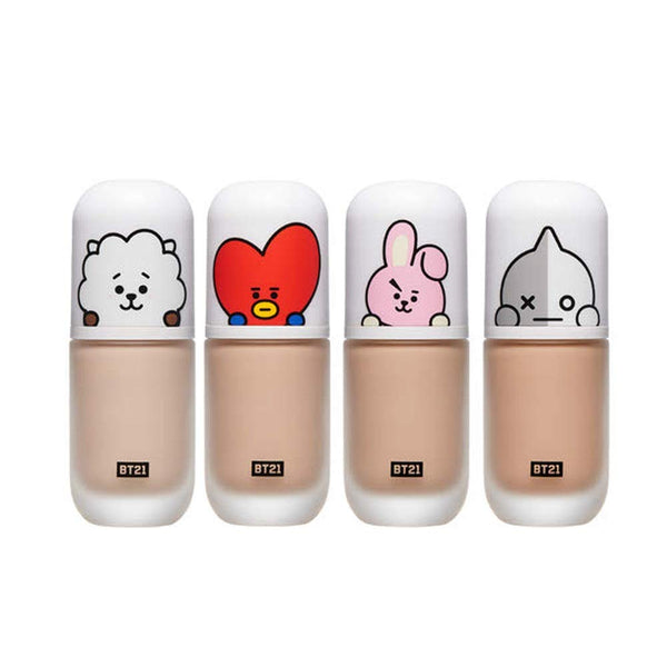 BT21 Tinted Foundation