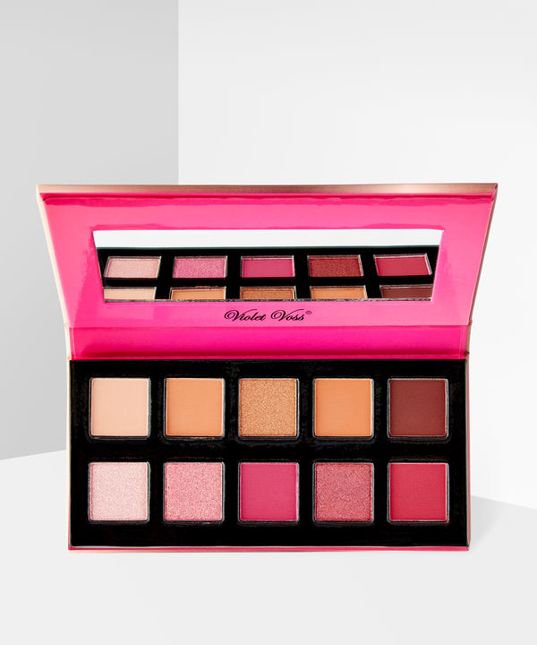 Berry Burst Eyeshadow Palette