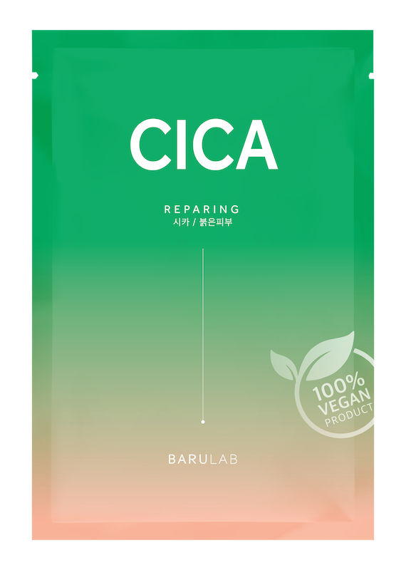 The Clean Vegan CICA Mask