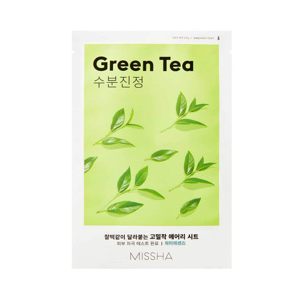 Green Tea Airy Fit Sheet Mask