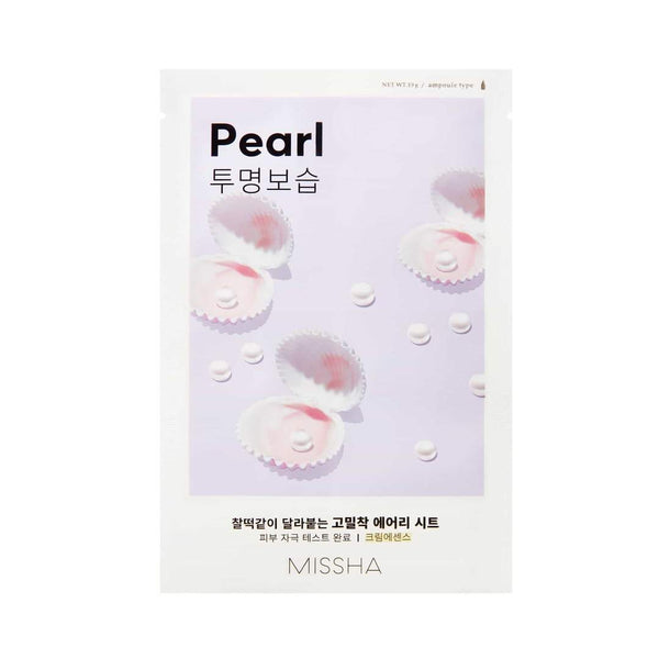 Pearl Airy Fit Sheet Mask