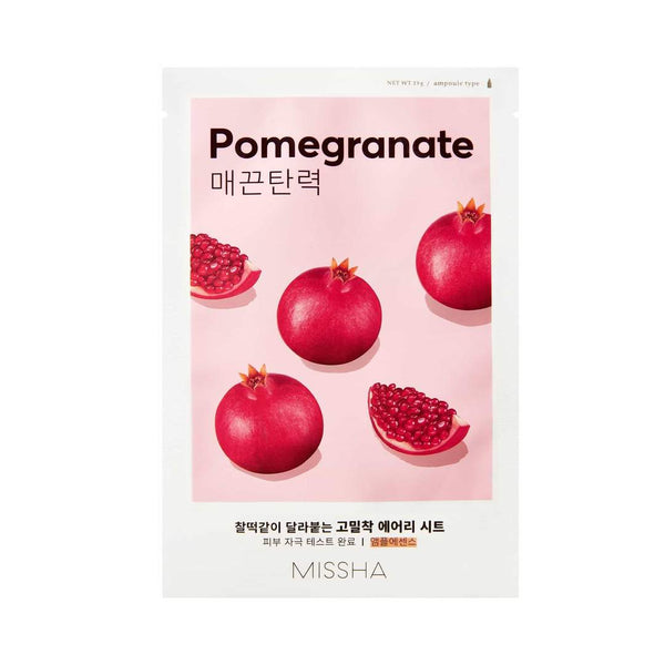 Pomegranate Airy Fit Sheet Mask
