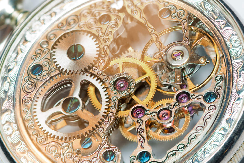 THE HISTORY AND FUTURE OF WATCHES